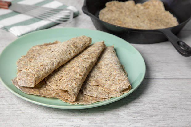 Source: Flax Wrap, SaskFlax