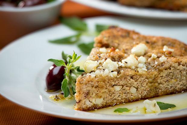 Source: Greek Oat Bread, SaskFlax and POGA.com