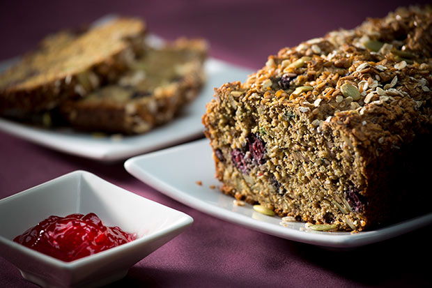 Source: Saskatoon Oat and Seed Bread, SaskFlax.com and POGA.com