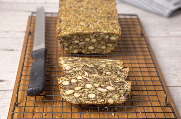 Source: Super Seed Bread, BlueSkyIdeas.ca