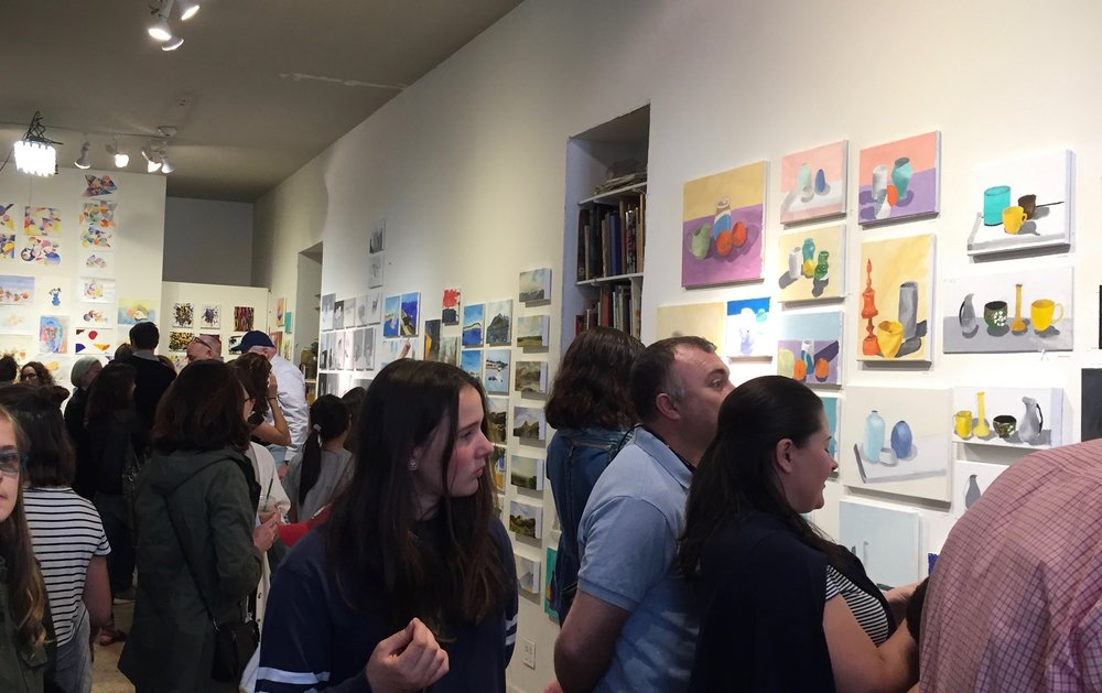 Annual Student Exhibition June 10th -