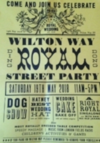 Wilton Way Wedding Dog Show