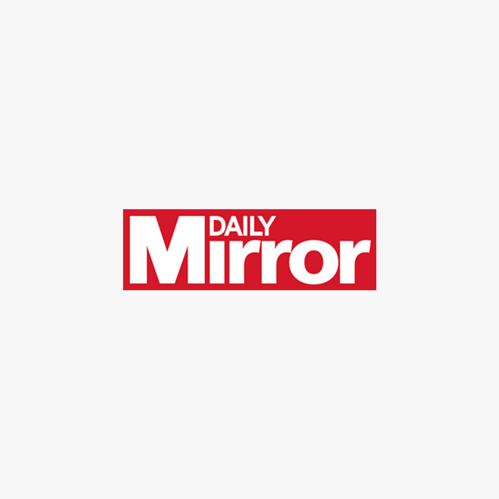 THE DAILY MIRROR /  ENGLISH