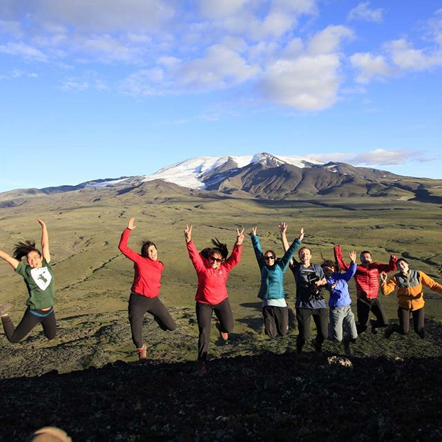 Thinking of joining in on the Tene Mehodihi adventure next summer? We would love to have you! I mean how could you not want to join in on this fantastic crew!?? #Tahltanyouthhike #tenemehodihi #comehikewithus #wearecool #explorenorthernbc #jumpforjoy #edziza #crew