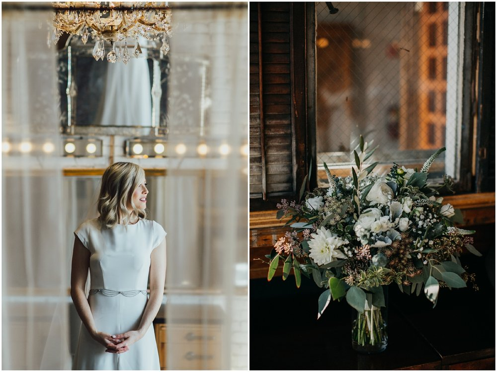 Laetitia Donaghy Photography bridal floral bouquet