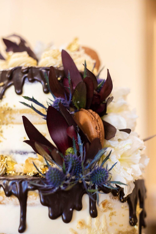Cake:  ECBG Cake Studio  Credit:  Victoria Gamlen