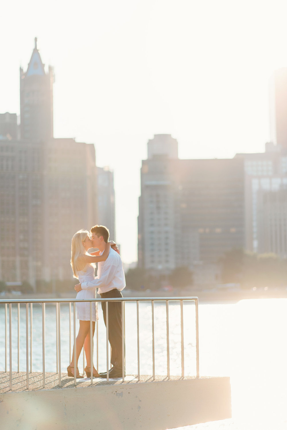 Chicago Engagement Photoshoot Cody Krogman Photography
