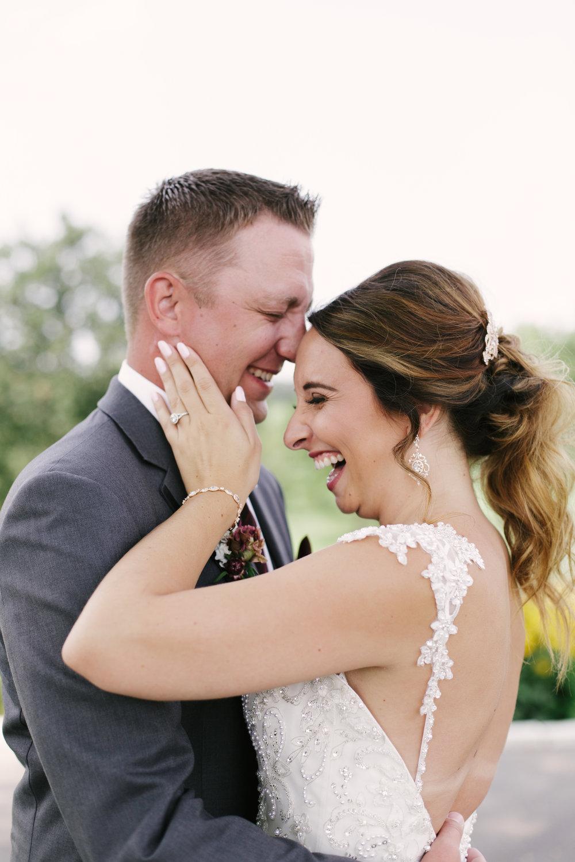 Lace Sequin Wedding Gown Chicago Wedding Grey Garden Creative