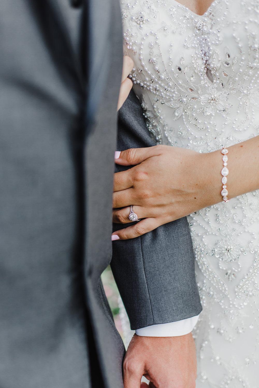 Engagement Ring Chicago Wedding Grey Garden Creative