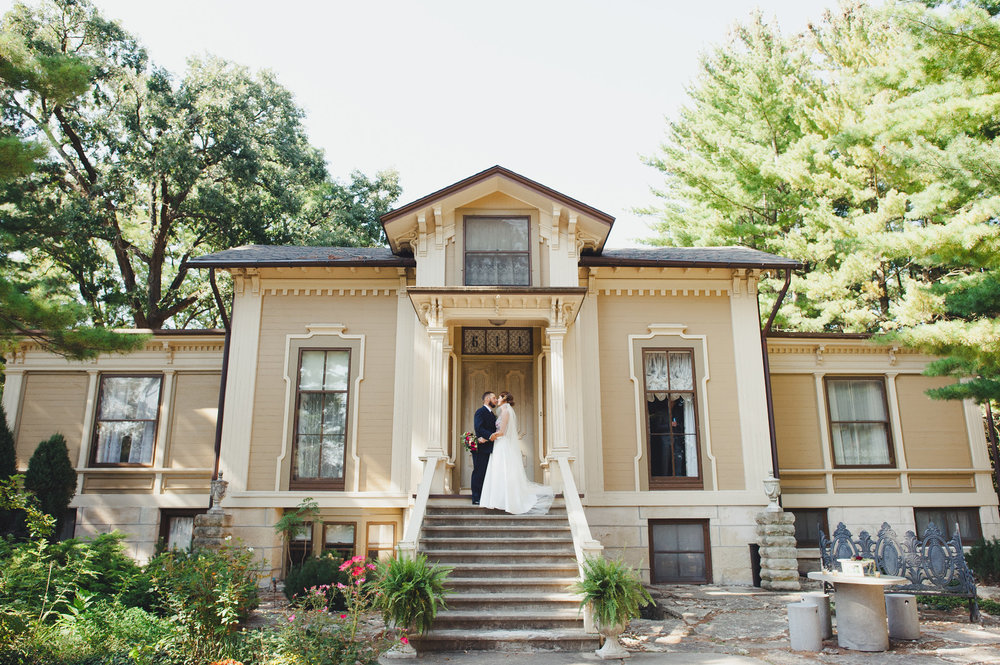Chicago Mansion Wedding Elite Photography