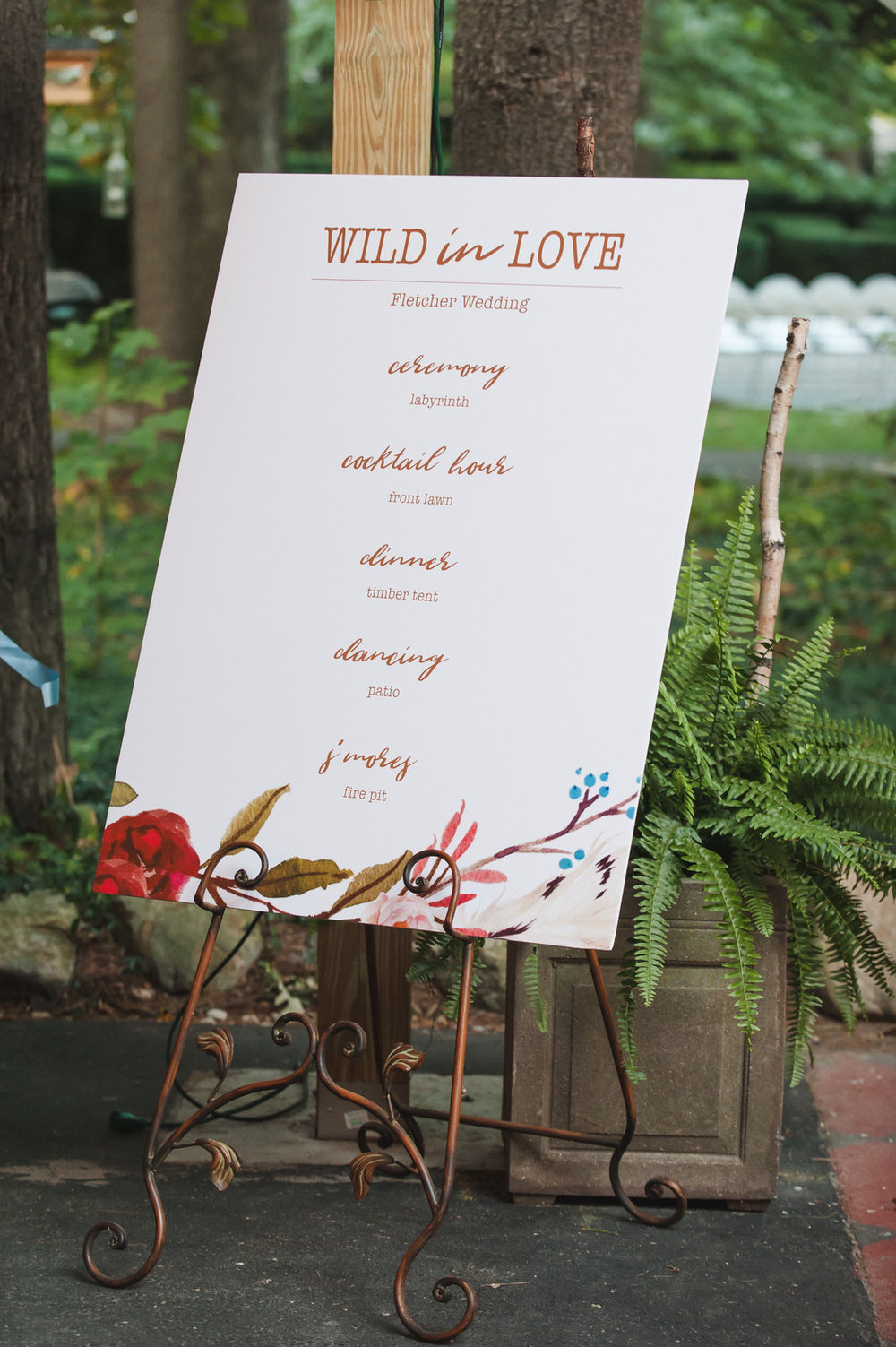 Chicago Wedding Sign Elite Photography