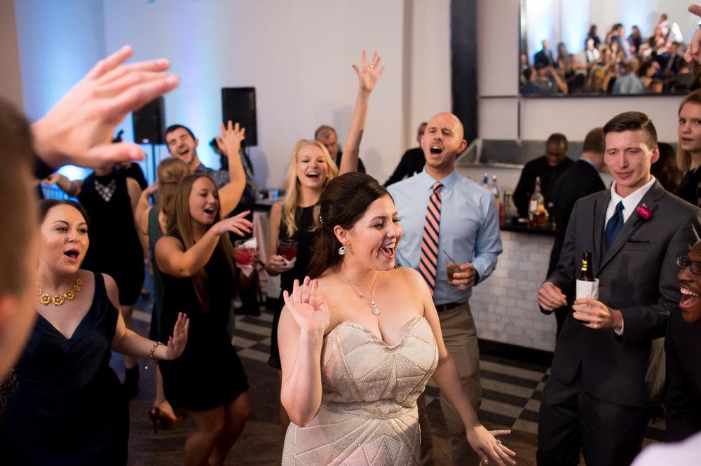 Chicago Wedding Reception Julia Franzosa Photography