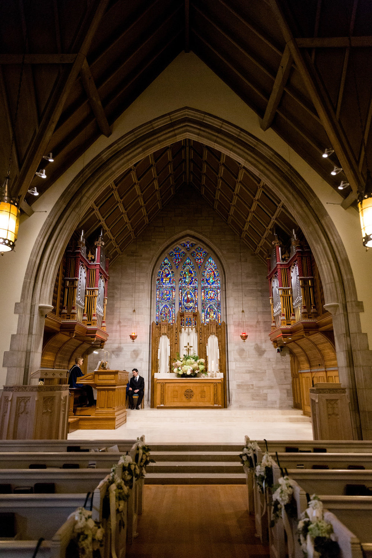 Kenilworth Union Church Chicago Ceremony Julia Franzosa Photography