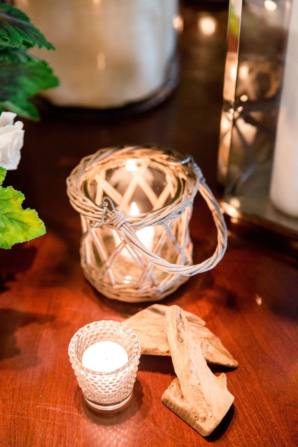 Driftwood Table Chicago Wedding Julia Franzosa Photography