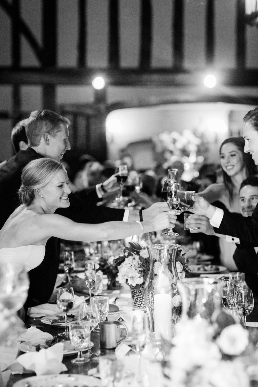 Wedding Toast Chicago Wedding Julia Franzosa Photography