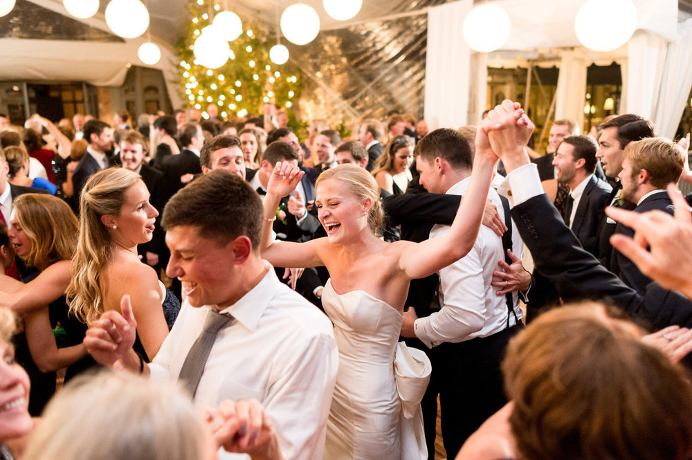 Glen View Club Chicago Wedding Reception Julia Franzosa Photography