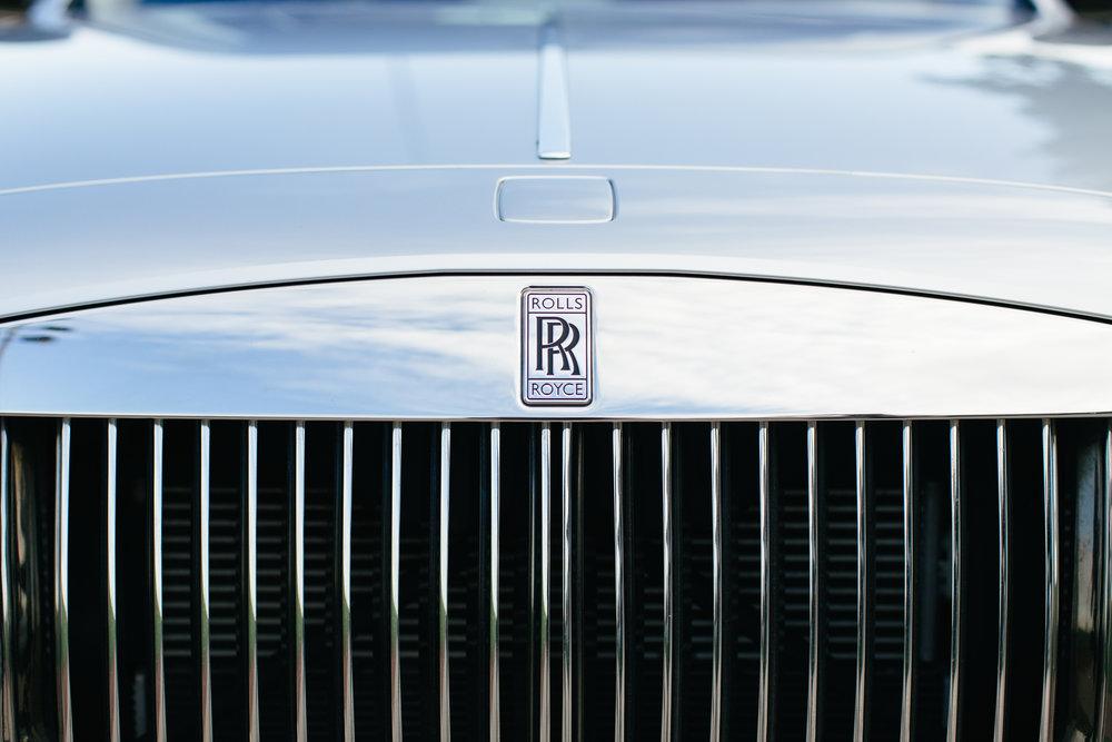 Rolls Royce Chicago Wedding Lindsey Taylor Photography