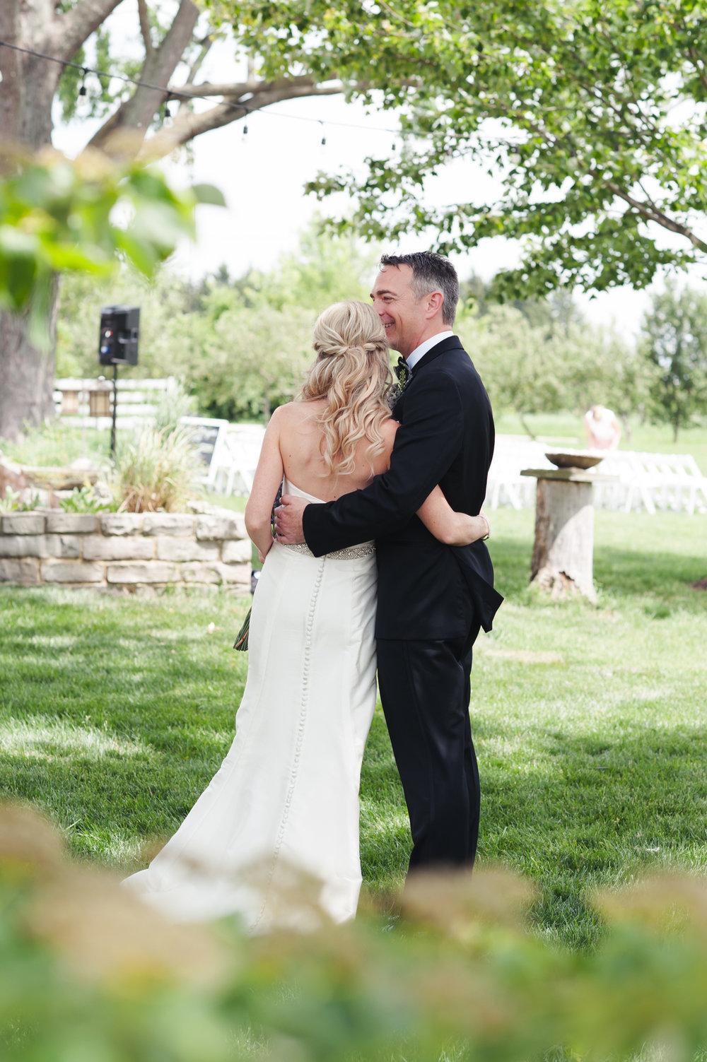 Simple Elegant Bridal Gown Chicago Wedding Elite Photo