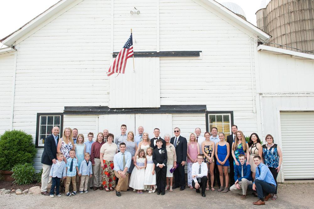 Heritage Prairie Farm Chicago Wedding Elite Photo