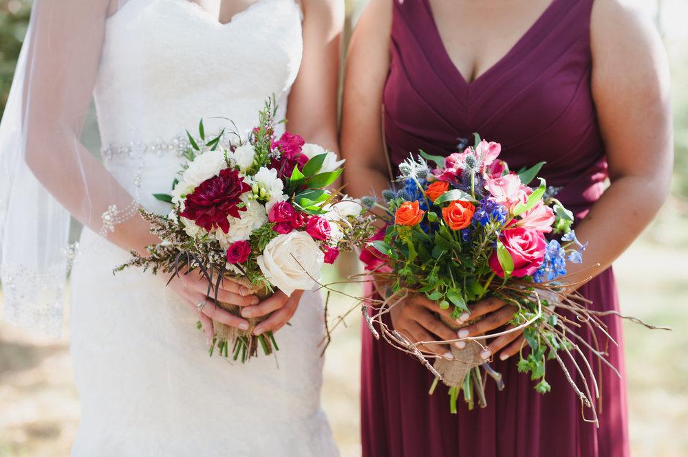 Wedding Greenery Bouquets Chicago Winery Wedding Elite Photo