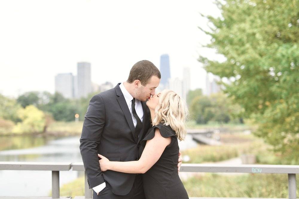Chicago Engagement Shoot Jasmine Norris Photography
