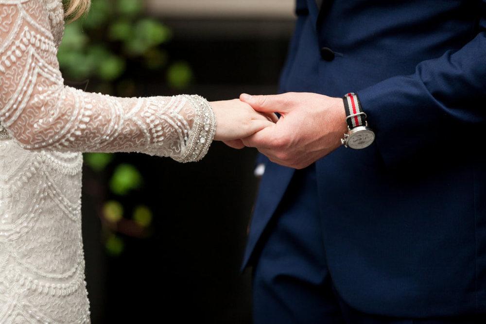 Jeweled Bridal Gown Sleeve Chicago Wedding Julia Franzosa Photography