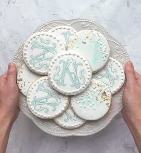 ECBG Cake Studio Cookie