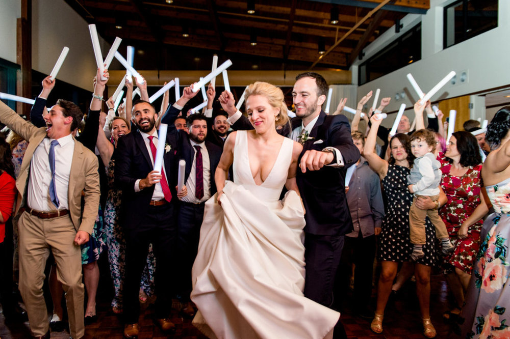 Chicago Wedding Reception Candid Dancing Julia Franzosa Photography