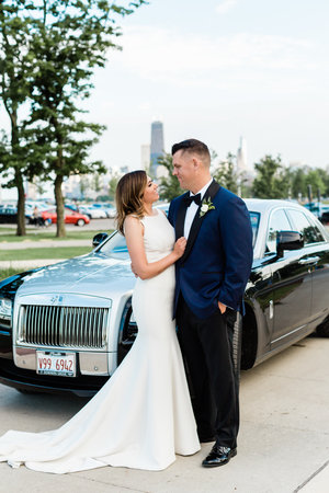 Joelle and Peter's Lakefront Wedding