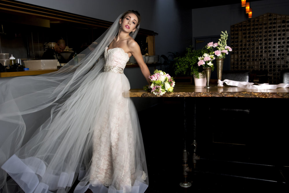 Two Styled Brides are Better than one