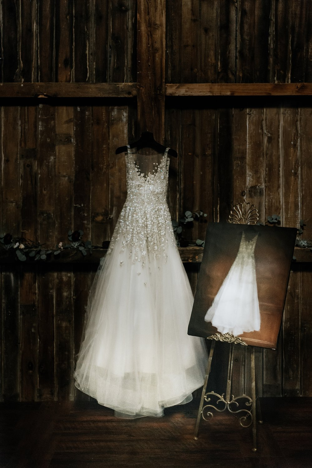 Sparkle and Tool Ball Gown Chicago Wedding isa kathan photography: