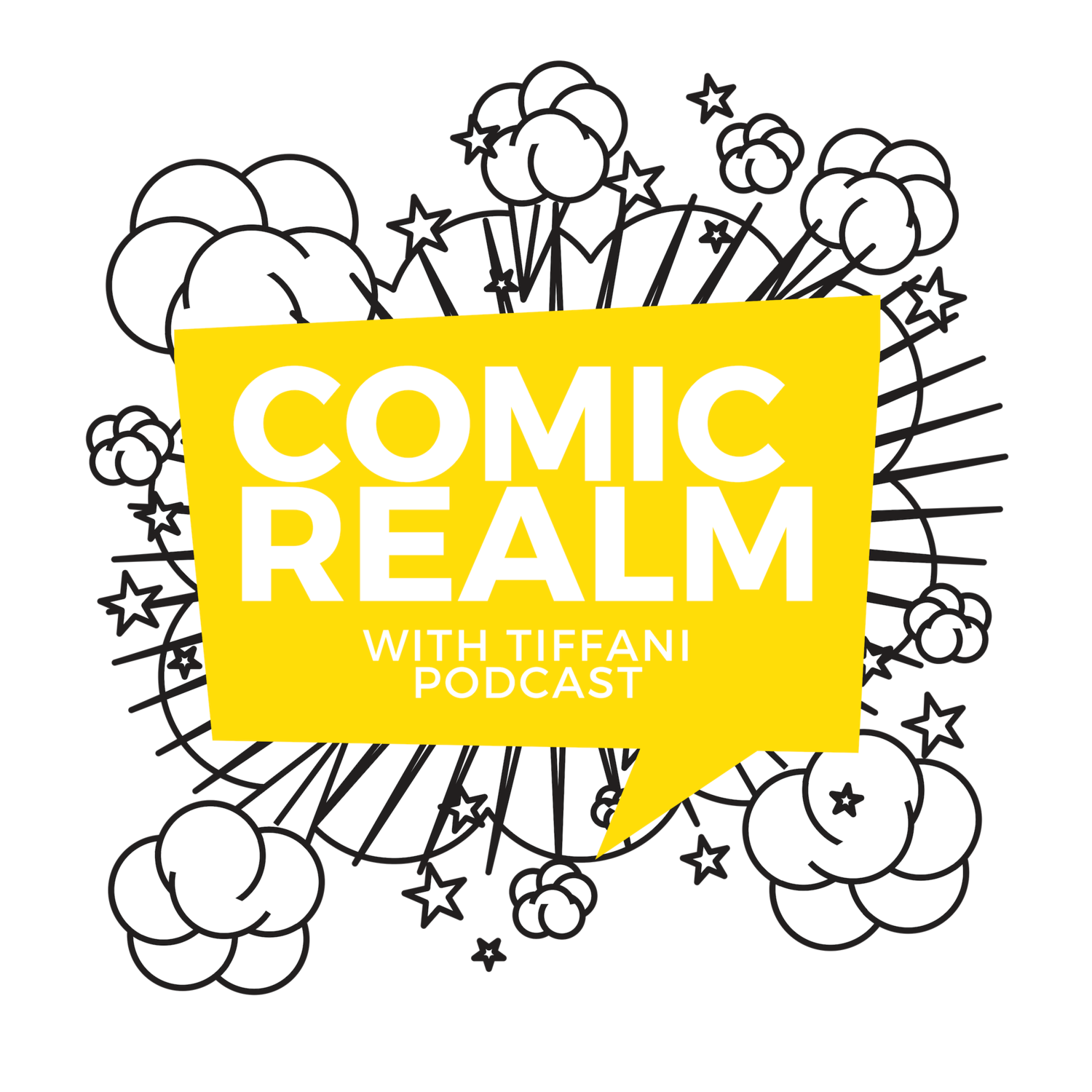 Comic Realm with Tiffani