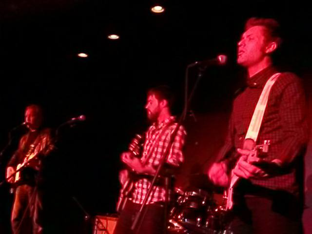 More at Dante's with Dave filling in -