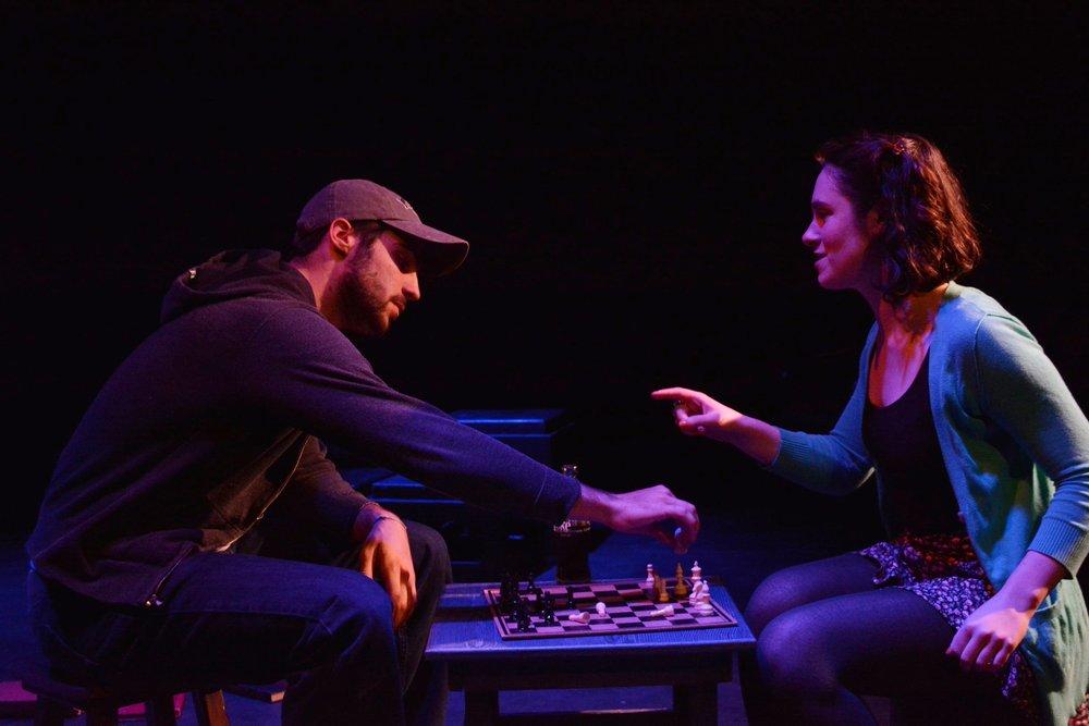 Terra-Rob proves her story to  Steve.JPG