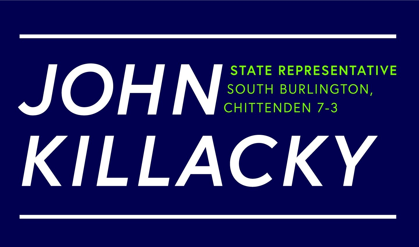 John Killacky for State Representative