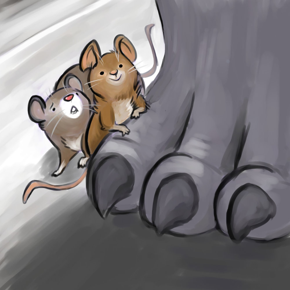 Country Mouse and City Mouse 03