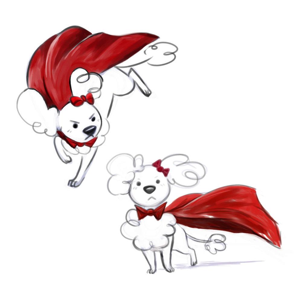 Super Poodle