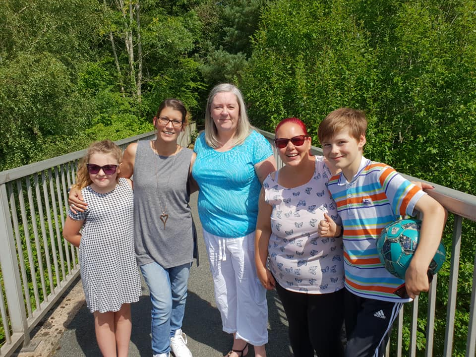 Notes of hope project group