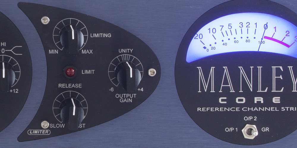 MICROPHONE PREAMPLIFIERS & CHANNEL STRIPS:  Great-sounding mic preamps & combos from Manley. The best front-ends & partners for your favorite mics.