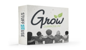 GROW CURRICULUM   - I had the opportunity to contribute to this amazing curriculum. It's also the curriculum we use in our student ministry and we love it! Get it here! Purchase Grow Curriculum Here