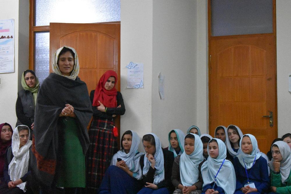 shabana addresses students 1.JPG