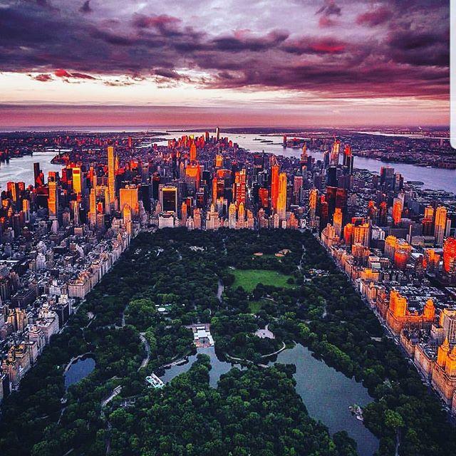 We need a #newyorkminute yo admire all this beauty.📸 by @beholdingeye #manhattan #travel #centralpark #nypizza #bronx #iloveny #ifyoucanmakeithereyoucanmakeitanywhere #longhashtag #wanderlust