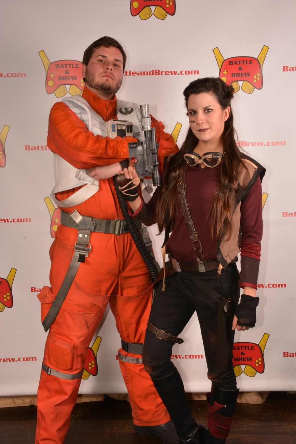 Star Wars Cosplay -