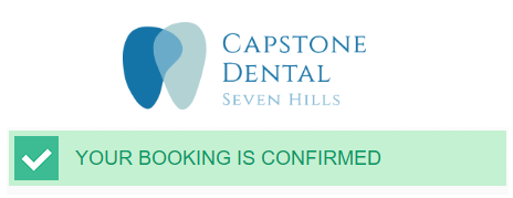 Online Booking for Dental Appointments