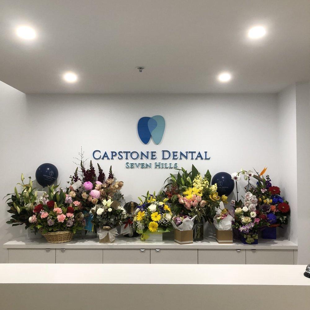 Capstone Dental Seven Hills Dentist Grand Opening!