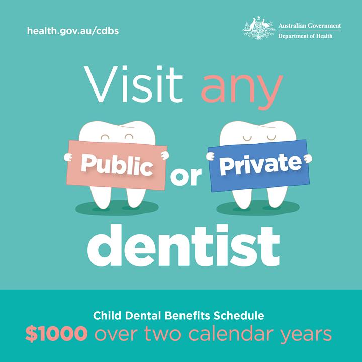 Child Dental Benefits Schedule - Seven Hills Dentist