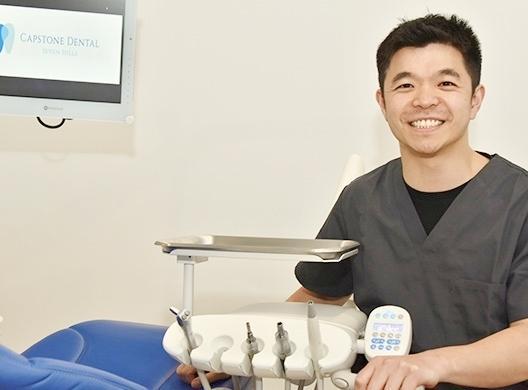 Dr Kenneth Chan - Seven Hills Dentist