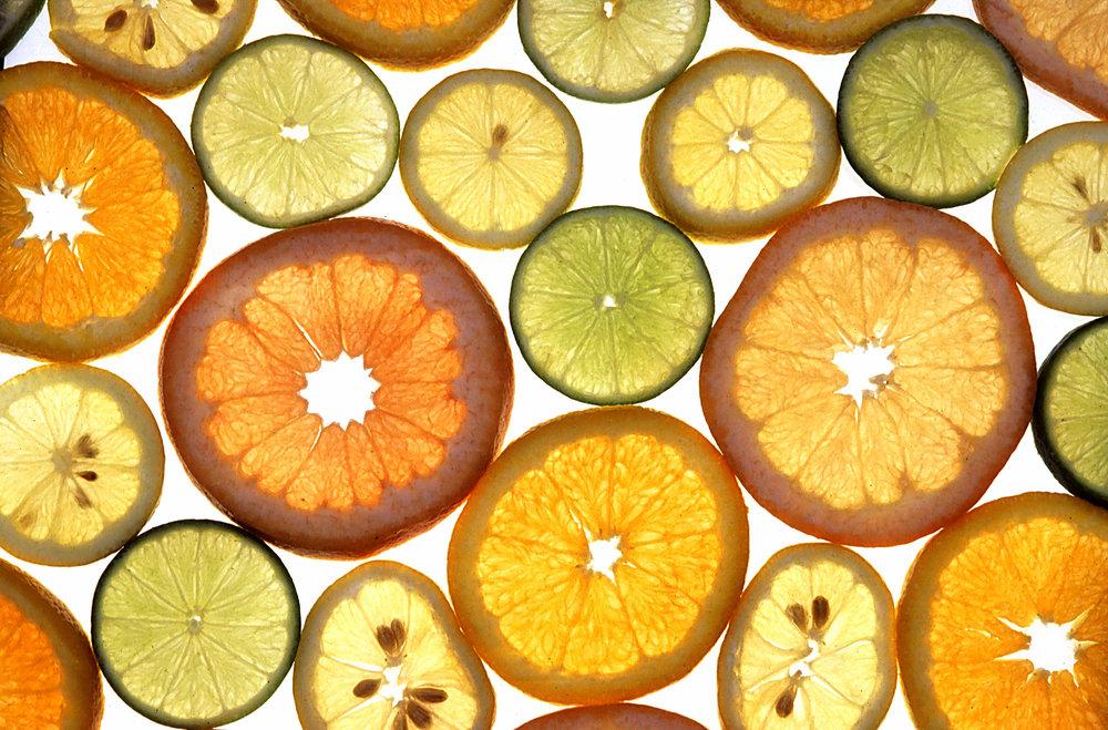 Acidic Foods and Drinks