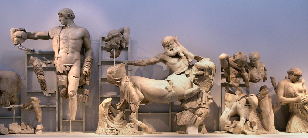 Museum of Olympia