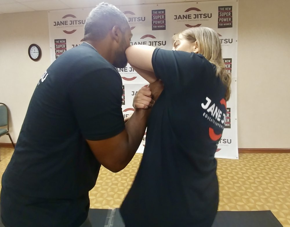 Fidelis Women Self-Defense Training